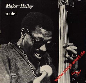 image from http://www.musicstack.com/album/major_holley/mule